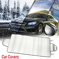 Car Anti Snow Frost Ice Shield Dust Protector Heat Sun Shade Windscreen Cover