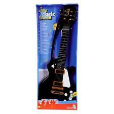 Simba 106837110 - My Music World Rockgitarre 56cm 2-sort.