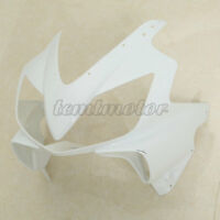 Unpainted Front Upper Nose Cowl Fairing For Honda CBR600 F4i 2001-2008 2002 2003