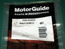 Quicksilver Motorguide MAP105011 Trolling Motor Foot Pedal Cable Pivot Pin New