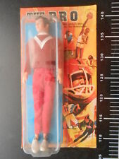 ACTION The Pro FIGURE Big Basket Jim Man Mego OUTFIT MATTEL