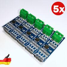 5x MAX485 TTL Schnittstellen Module RS 485 Adapter RS-485 Arduino Raspberry Pi