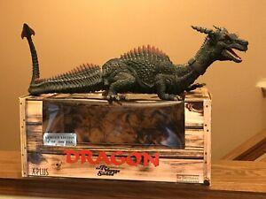 X-Plus 7th Voyage of Sinbad Dragon Ray Harryhausen Film Library Figure