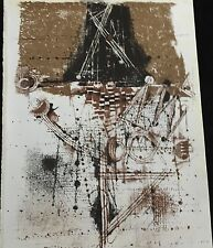 FRIEDLANDER  JOHNNY LITHOGRAPHIE ORIGINALE