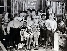 1927 OUR GANG LITTLE RASCALS & AGNES AYRES HAL ROACH MOVIE PHOTO CUTE KIDS CLUB