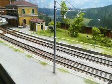 Plastico Ferroviario Diorama Pd 16