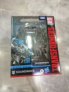 Transformers Studio Series 51 SoundWave