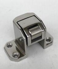 Polar Hardware 506 Stainless Steel Refrigerator Strike w/Offset 506-404-Ss
