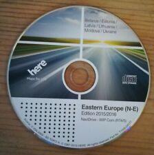 CD di Navigazione rt4 rt5/Europa dell'Est Nord 2016 LT LV est UA/CITROEN c5 c6 PEUGEOT