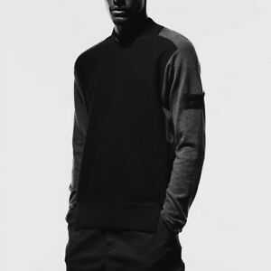 Stone Island Shadow Project Wool Cashmere Sweater, Retail $628, Size M