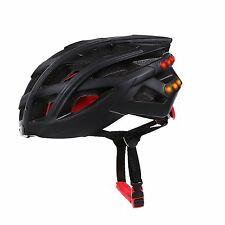 Smart Helmet Bluetooth Taillight Turn Signal SOS Bluetooth - Livall BH60 - BLACK