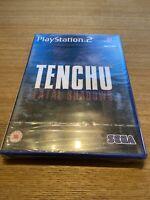 Tenchu: Fatal Shadows (PS2) - new sealed pal version