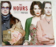 THE HOURS - Philip Glass - SOUNDTRACK O.S.T. - CD Sigillato