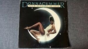 DONNA SUMMER - FOUR SEASONS OF LOVE .            LP.