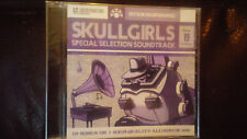 Vita PS4 SKULLGIRLS Special Selection Limited Run Games SOUNDTRACK NEW SEALED