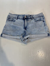 Almost Famous Mid Rise Jean Shorts Size 11