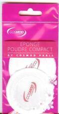 2 Eponges Poudre Compact Cosmod Paris
