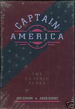 Rare Captain America Classic Years Hardcover HC New