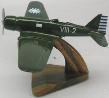 Northrop Gamma Bomber Airplane Desktop Kiln Dry Wood Model Regular New