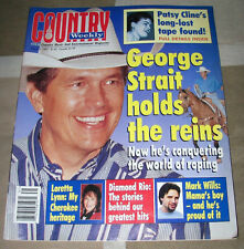 COUNTRY WEEKLY August 5, 1997 / Country Music - GEORGE STRAIT - Kinky Friedman