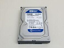 """Lot of 5 Western Digital Caviar Blue WD2500AAKX 250GB 3.5"""" SATA III Desktop HDD"""