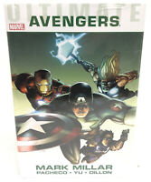 Ultimate Comics Avengers Omnibus Millar Marvel Comics HC Hardcover New Sealed