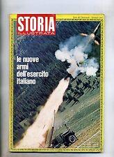 STORIA ILLUSTRATA#GENNAIO 1967 N.110#ARMI ES. ITALIANO#GESTAPO#MANZONI#Mondadori