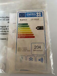 Lec CF150 LW chest freezer
