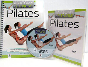 Anatomy of Fitness Pilates by Isabel Eisen (Box Set Paperback & DVD)