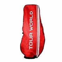 Honma Golf Travel Cover Tour World Tour Case Red 9 Inch 47 Inches