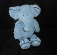 "12"" JELLYCAT BABY BLUE ELEPHANT DARK BLUE STRIPES SOFT STUFFED ANIMAL PLUSH TOY"