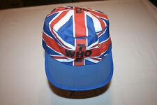 True Vtg 80s The WHO Painters Cap Hat Rock Metal Music Britian