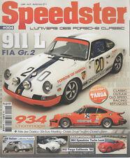 SPEEDSTER 4 PORSCHE 911 L 2.0 Gr2 964 SPEEDSTER TURBOLOOK 911 CARRERA RS 3.0