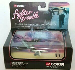 Corgi CS90020 BF109 Messerschmitt Luftwaffe NEW