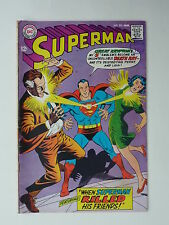 Superman #186 - G+ 1966