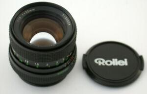 ROLLEI Rolleinar MC 1,4/55 55 55mm F1,4 SL350 SL35 Germany QBM top !