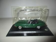 JAGUAR E-TYPE 1961 DEL PRADO SCALA 1:43