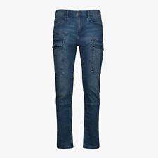 Diadora Stone Cargo Light Pantalone Jeans da lavoro Elasticizzato Tg. 30 177651