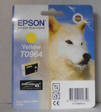 Original Epson T0964 Tinte yellow gelb  für Stylus Photo R2880    OVP