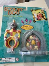 Scooby Doo Movie Jester & The Wall of Meat Action Figure Equity 2002