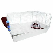 Medium Sized Indoor Rabbit Cage Spacious Home For Pet A Safe Place When Moved