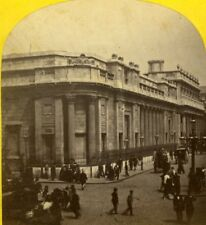 UK London Bank of England Old LSC London Stereoscopic Company Photo 1860