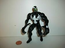 Vintage Black Venom Spider-Man Figure, 5 inch,Toy Biz,1997,See Others & Combine