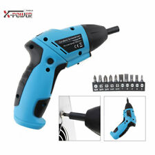 A Cordless Electric Screwdriver USB Rechargeable Hand Drill Power Drill ttnight Mini Electric Drill
