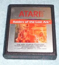 Raiders of the Lost Ark (Atari 2600, 1982) TESTED WITH FREE SHIPPING
