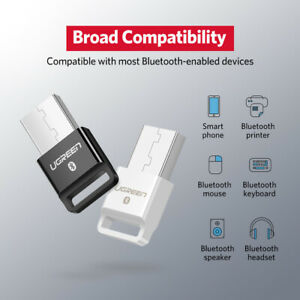 Bluetooth Dongle Adapter 4.0 for PC Computer Speaker Wireless Mouse Bluetooth