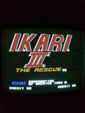 Ikari warriors 3 SNK Jamma PCB Board GUARANTEED WORKING #4926 Arcade