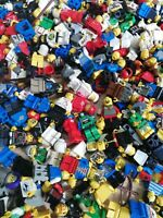 LEGO Vintage Minifigure Parts 80's & 90's (x10 Figs per order + Acc Mix Packs)