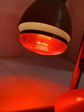 Vintage Kenmore Sun Lamp Light Bulb Advertising Beach Bathing Beauty Box Work's