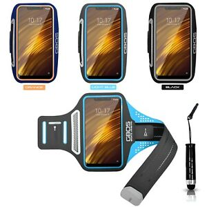 GBOS® New Light Weight Sports Jogging Armband For Xiaomi Shark Helo With Pen